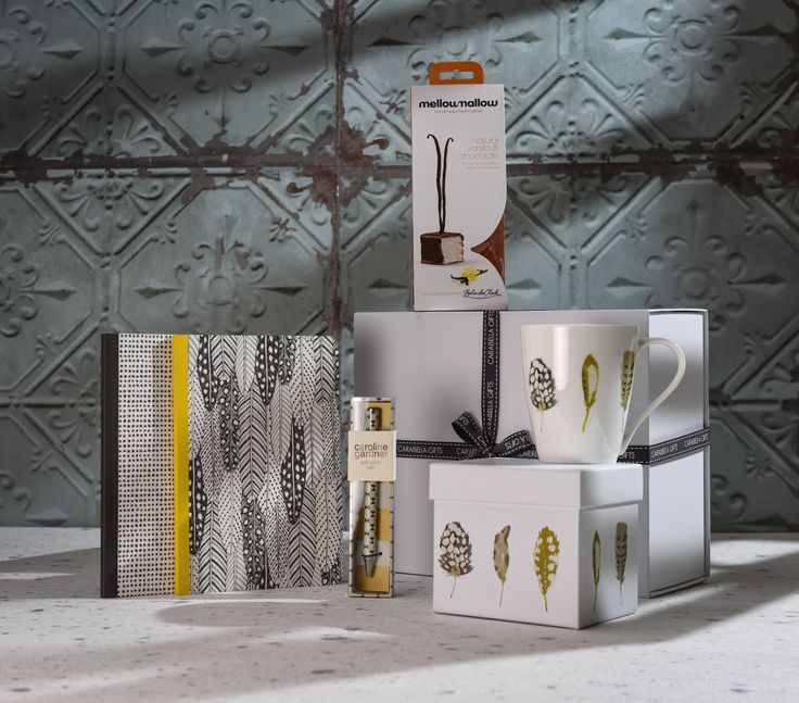 Organised but always stylish hamper - A luxury stationary hamper filled with indulgent gifts for that lady who loves all things stylish… A perfect Christmas gift idea.