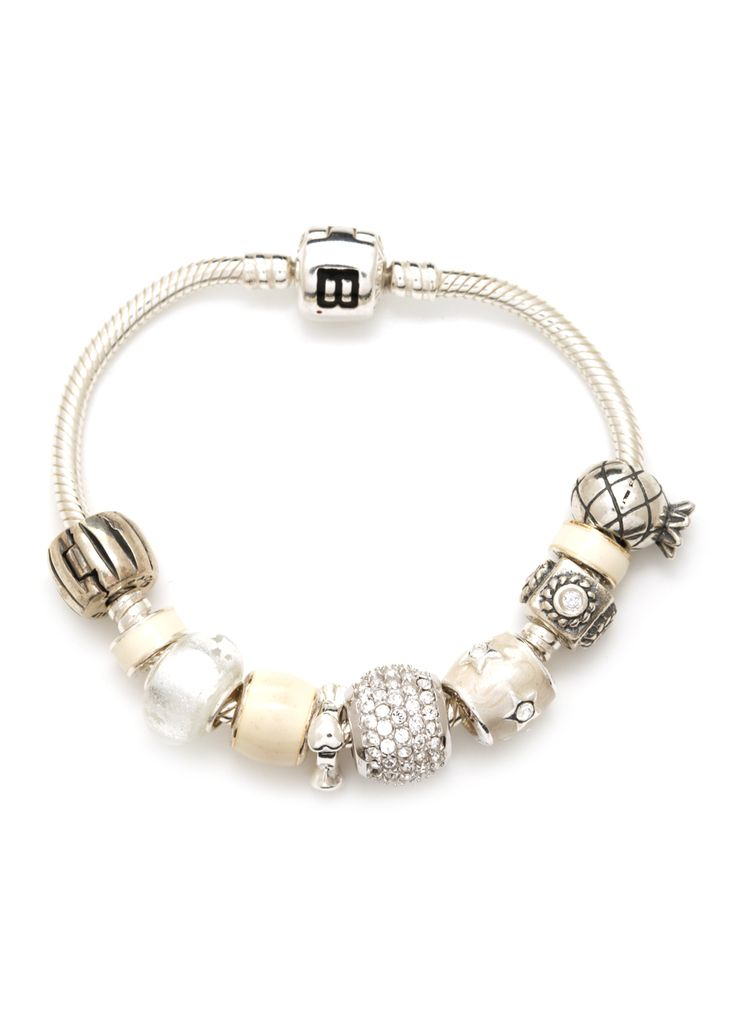 Ready to Wear Bracelet - Bright White