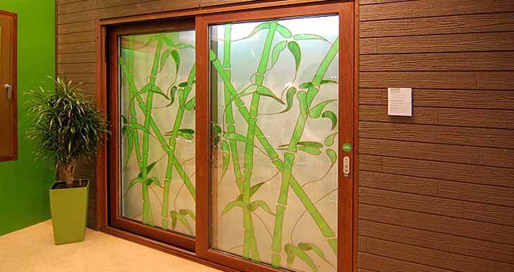 Двери балконные, офисные, входные - Продукция «Экоокна»