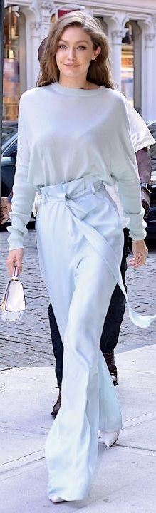 Gigi Hadid in Sally La Pointe