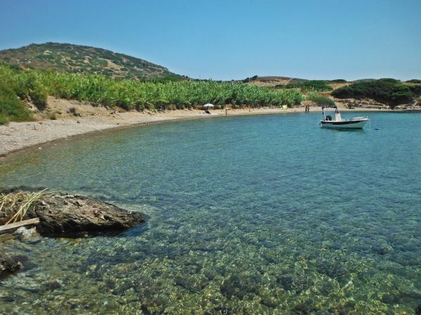 Naturist beach of Katsadia