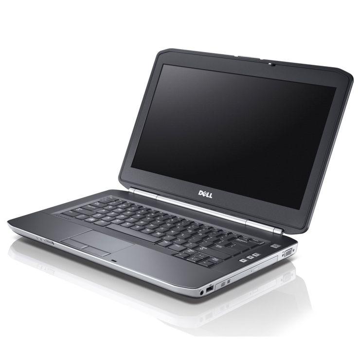 eN-Tech Dell Latitude E5420 Grey 14-inch Refurbished Laptop with Windows 10 Pro OS