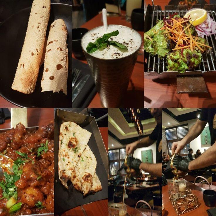 irangi indian fine dining #eatwithleo