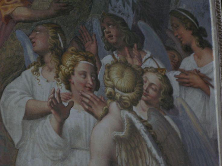 Cremona, chiesa di San Sigismondo | Cremona, chiesa di San Sigismondo Antonio Campi, Battesimo di Gesù La chiesa fu eretta tra il 20 giugno 1463, posa della prima pietra, e il 31 agosto 1492, per volontà di Bianca Maria Visconti Signora di Cremona che qui (in una chiesetta pre-esistente) sposò Francesco Sforza, futuro Signore di Milano. Le nozze avvennero il 25 ottobre 1441. Le decorazioni interne furono eseguite tra il 1535 e il 1570, proseguendo fino ai primi dec...
