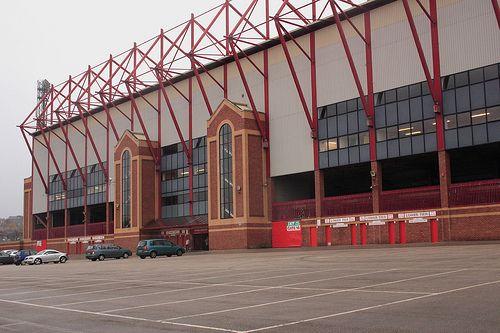 Barnsley F.C. - Oakwell