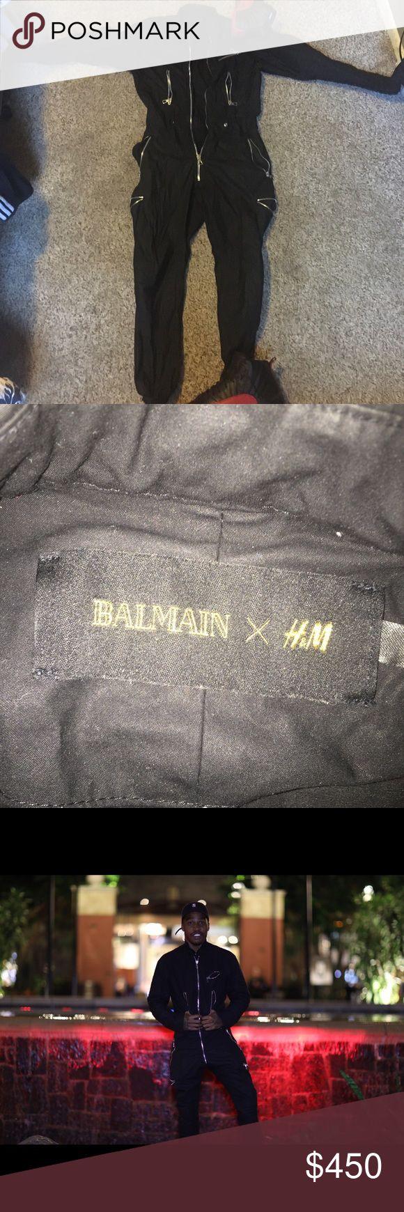 Balmain x H&M Jumper Balmain Pants Jumpsuits & Rompers