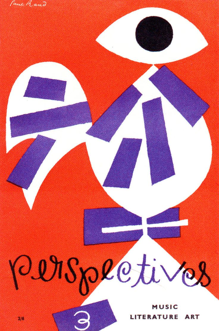 Paul Rand / Perspectives USA 3