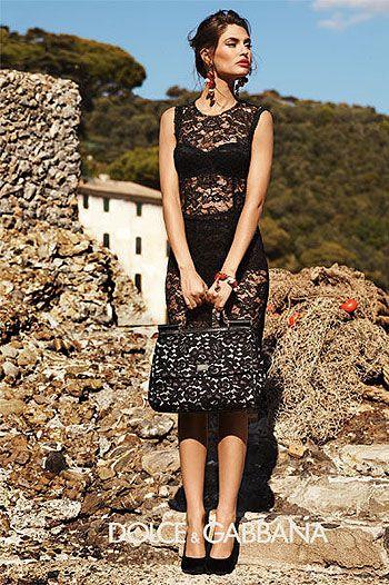 Моника Белуччи и Бьянка Балти для Dolce & Gabbana: новые кадры | СПЛЕТНИК