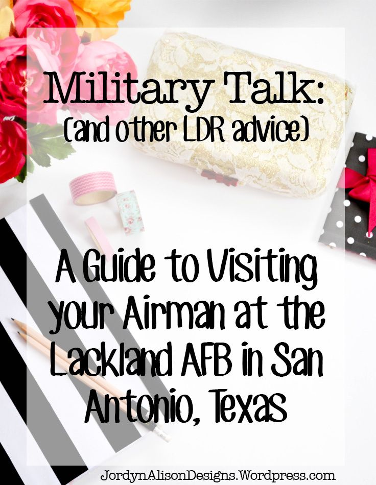 Military Talk PINT Lackland