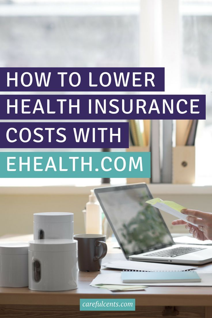 Ehealthinsurance How To Lower Self Employed Health Insurance