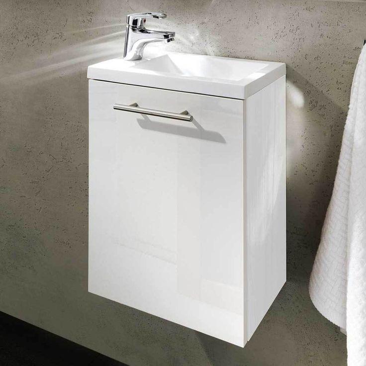 Waschtisch In Weiß 40 Cm Breit Jetzt Bestellen Unter:  Https://moebel.ladendirekt.de/bad/badmoebel/badmoebel Sets/?uidu003dd2ec7100 D0d9 5221 89d8   ...