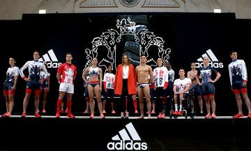 Team GB And Paralympics GB Kit Revealed For Rio Olympics