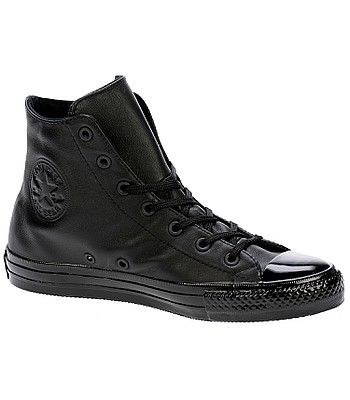 boty Converse Chuck Taylor All Star Gemma Hi - 553452/Black/Black/Black