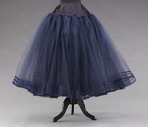 Petticoat 1955 The Metropolitan Museum of Art.  Oh I rememeber these well. Was a must have.