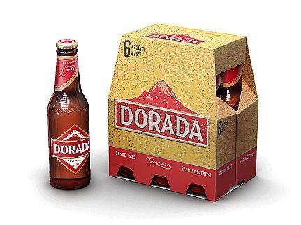 Cerveza Dorada hecha en mi tierra....la mejor