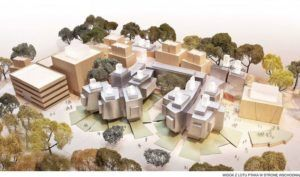 Acoustical Academy Structure  Frank Gehry has Designed the Krakow Academy of Music's New Advanced (hotnewstrend)