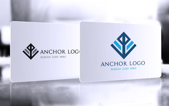 Anchor Logo by GladicMonster on Creative Market