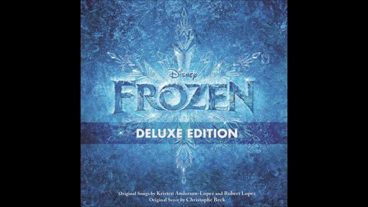 Soundtrack playlist available @ http://www.youtube.com/playlist?list=PLYvbP-7o5NQYF2u8URnzP8GX67kAHTRFX Frozen (Original Motion Picture Soundtrack) Deluxe Ed...