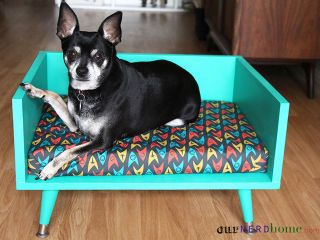 14 Adorable DIY Dog Beds Your Pooch Will Love