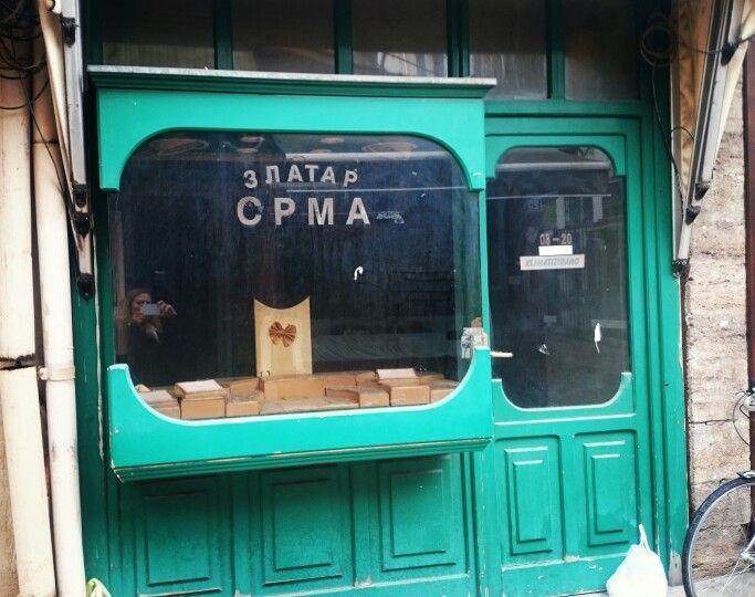 Turkish Bazaar, Skopje, Macedonia
