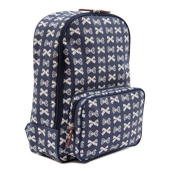 pink-lining-gunaikeia-tsanta-platis-rucksack-cream-bows-on-navy-side
