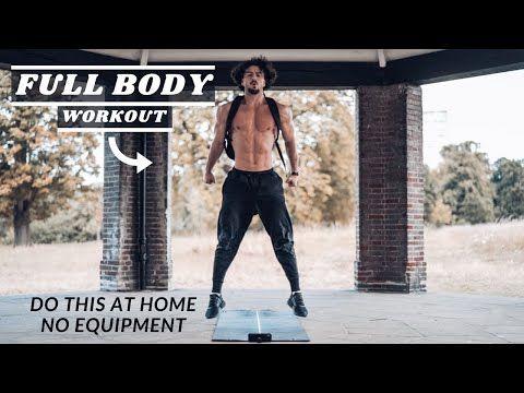 179 full body workout  at home  no equipment  rowan