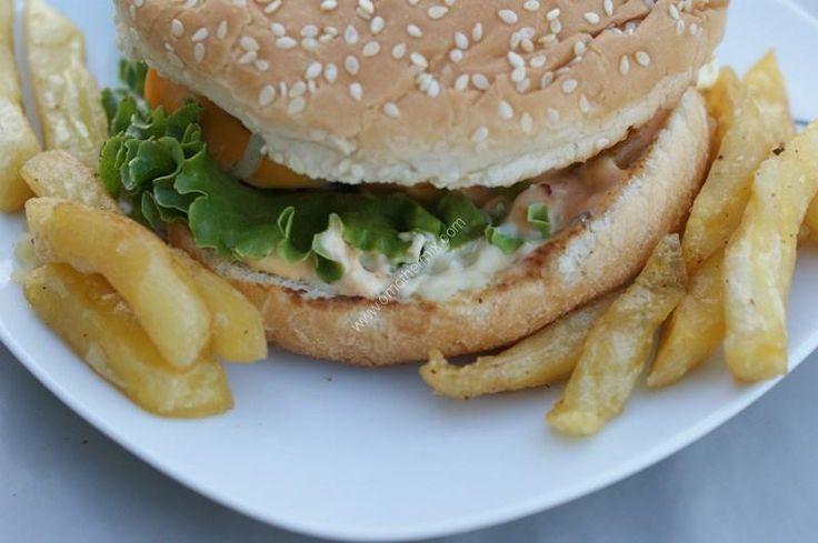 sauce hamburger au thermomix de Vorwerk