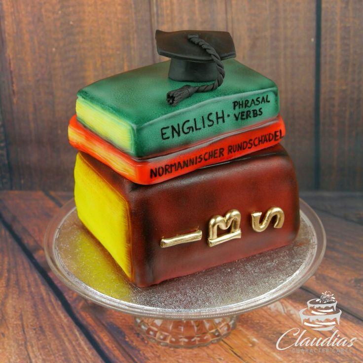 Studiums-Wiedersehen Torte | Student Reunion Cake