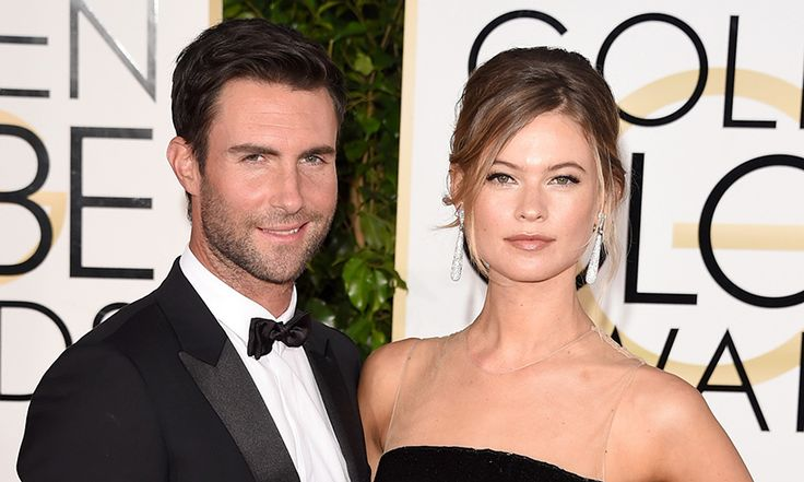 Adam Levine and Behati Prinsloo expecting second child | HELLO! Canada
