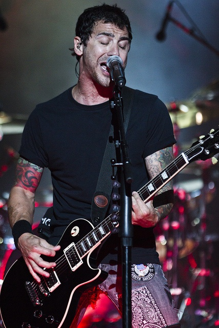 Sully Erna..Godsmack.....amazing in concert!!
