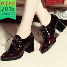 Resultado de imagen para zapatos de charol en punta para mujer