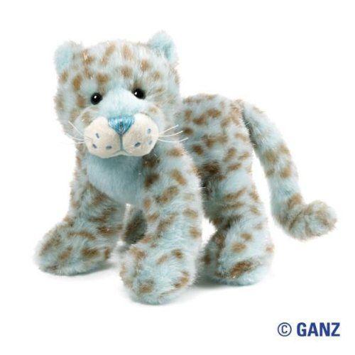 """Webkinz Icy Mist Leopard 8.5"""" Plush Webkinz http://www.amazon.com/dp/B00AA4JA3O/ref=cm_sw_r_pi_dp_5iTjub0ZQY823"""