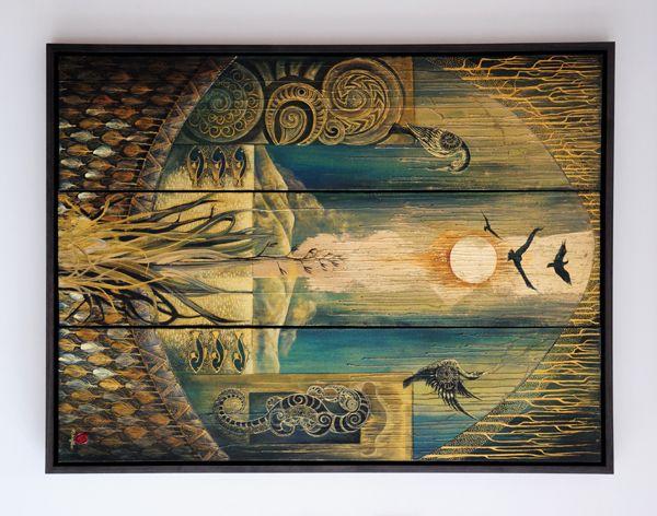 Robin Slow Kura Gallery