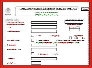 Download Laporan Identitas Sekolah Terbaru Gratis