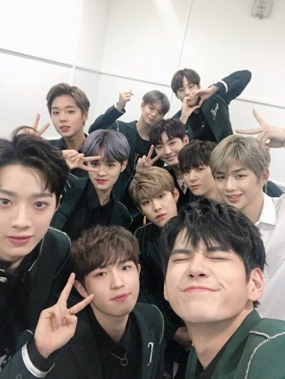 WANNA ONE OFFICIAL