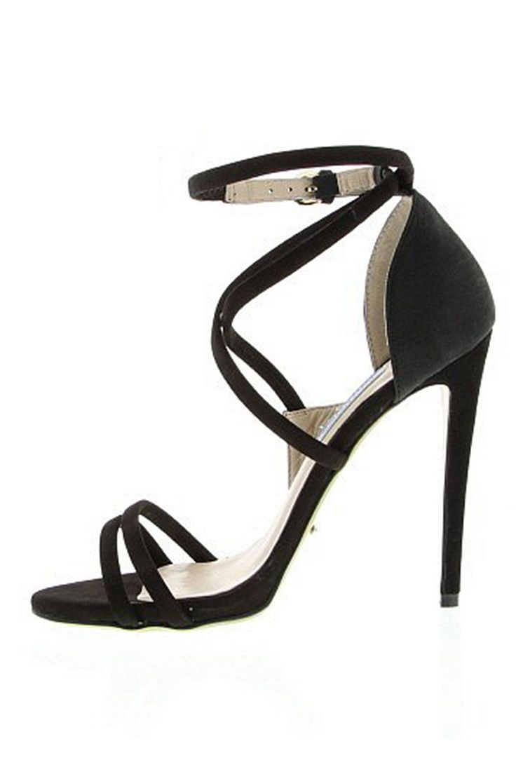 Tony Bianco Strappy Sandal High Heel - The Brand Store on EziBuy New Zealand. Strappaliscious! These beautiful #tonybianco heels are now available at #thebrandstore