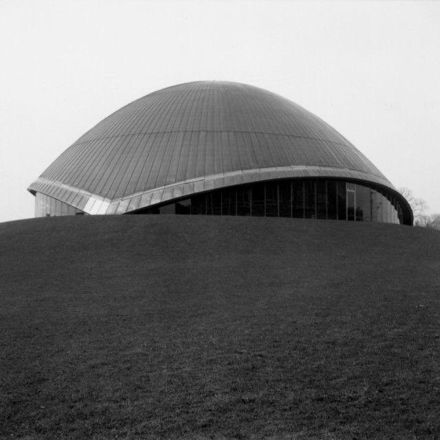 Planetarium, Bochum, Germany (1962-64)