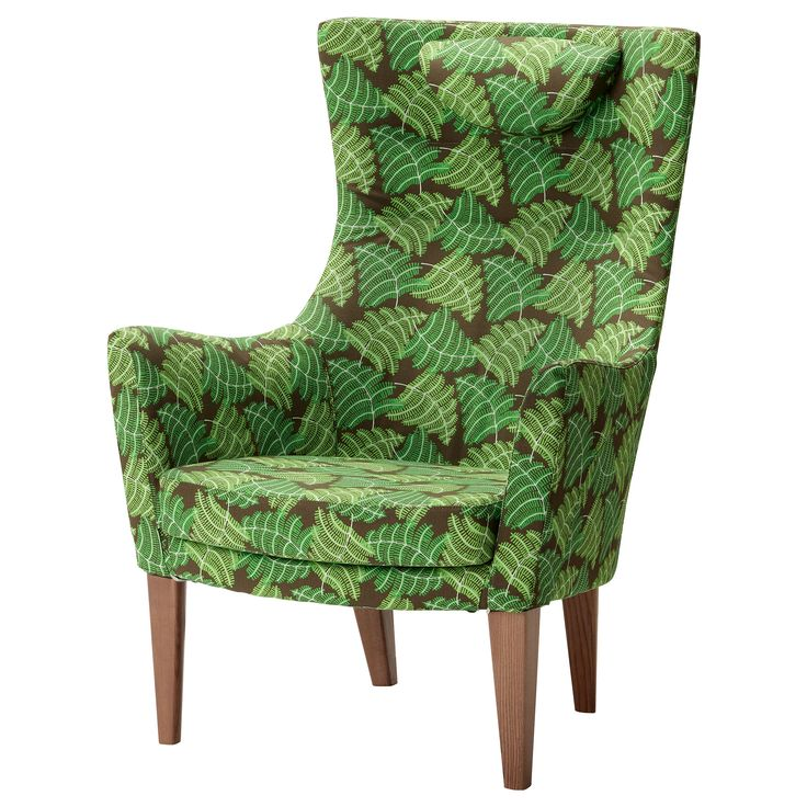 STOCKHOLM Chair high - Mosta green - IKEA