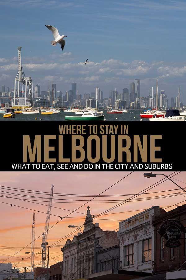 melbourne suburbs guide