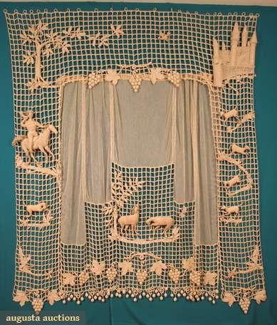 irish lace curtains joke gopelling estate net curtain antique