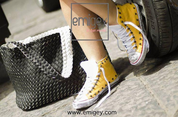www.emigey.com #shoponline #emigey #latuamoda