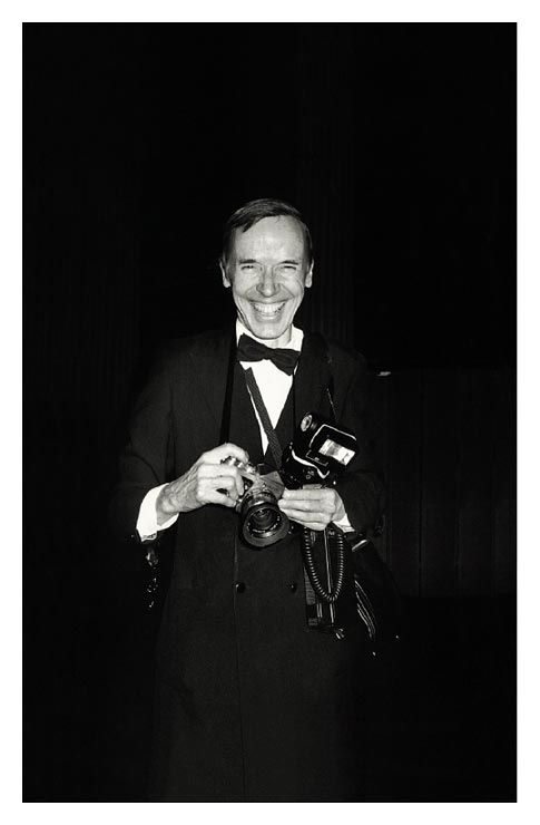A young Bill Cunningham. This guy is great!