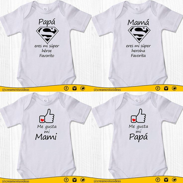 Bodys Personalizados Para Bebés De 0 A 24 Meses - Bs. 13.500,00