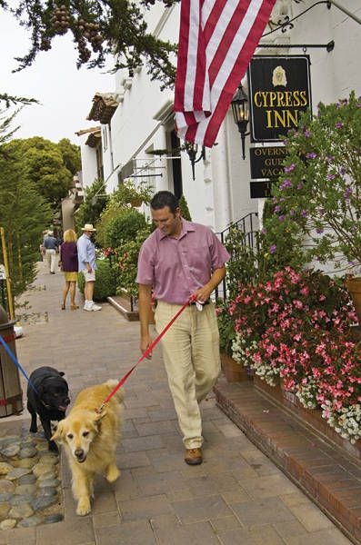 Carmel Pictures Dog Friendly Hoteog