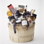 Canadian Gourmet Foods included in this basket with Greaves Jams & Marmalades
