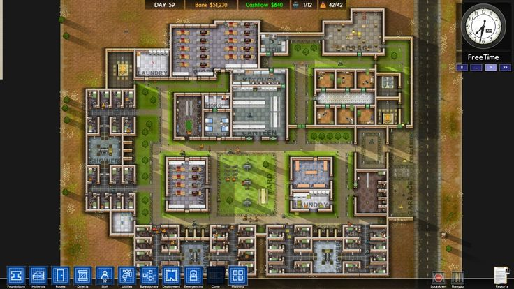 Prison Architect (2012 alpha)