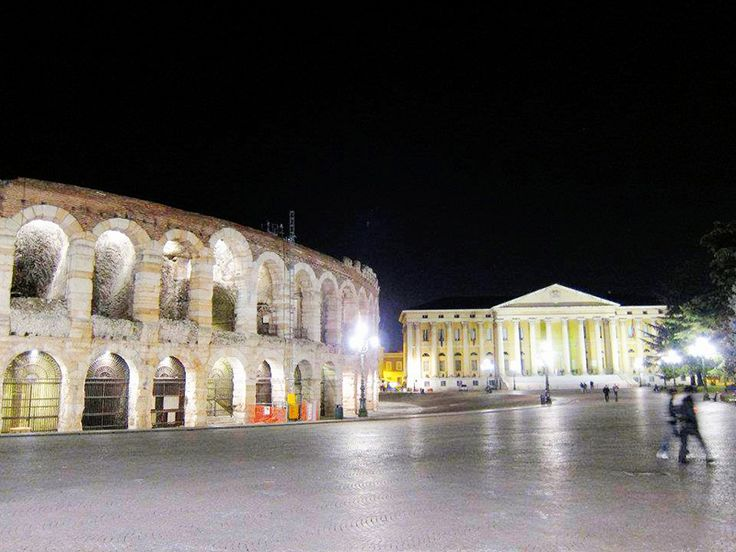 La Arena de Verona (Italia). Foto de Francisco Javier Baeza