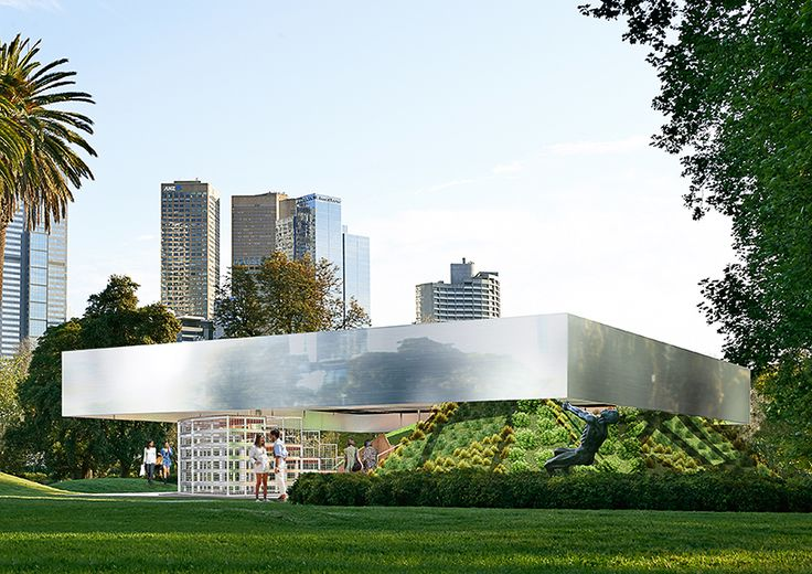 opening on october 3, the structure will provide space for public debate, design workshops, and music and arts events.