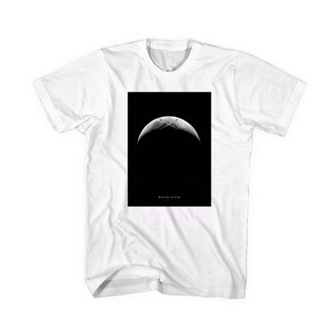 BLACK SCALE FAR BEYOND TEE BSFA14107-WHT | Solestop.com
