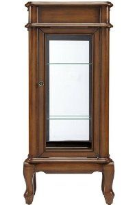 Delightful ... Small Curio Cabinet With Glass Doors Small Curio Cabinet With Glass  Doors Woodworking ...
